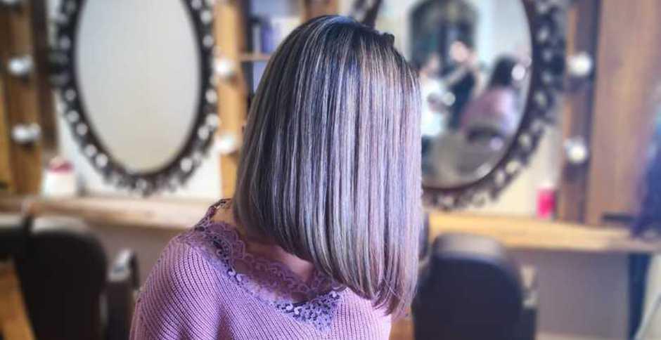 das haar - der salon für ihr salon für haare, styling und pflege in